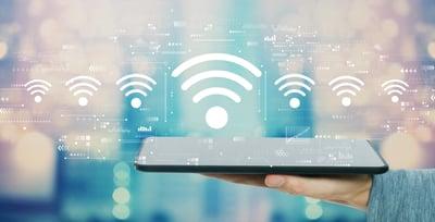 wifi network tablet