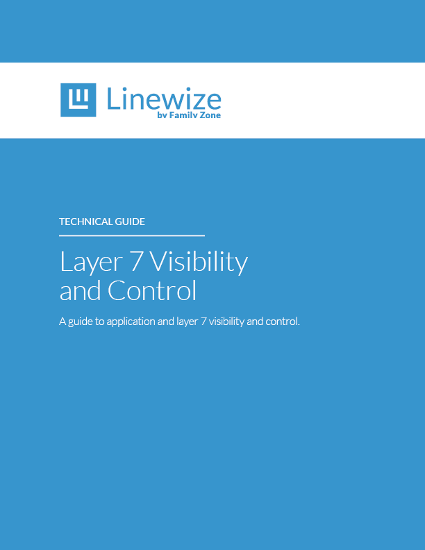 Layer 7 Visibility Control-TWP_Linewize