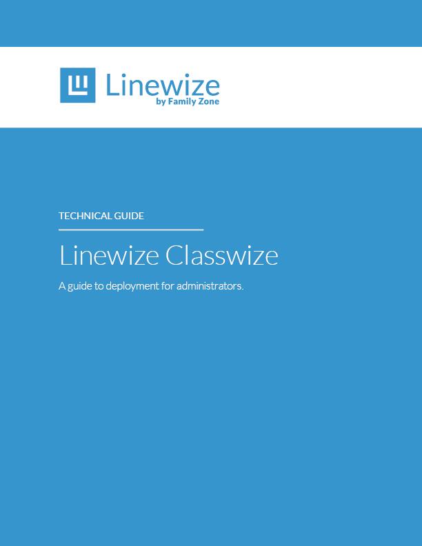 Linewize Classwize