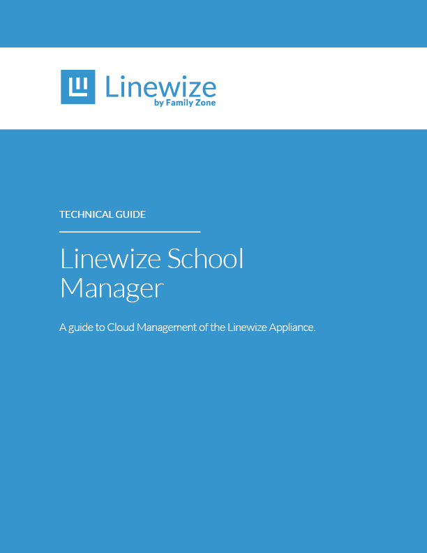 Linewize School Manager
