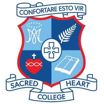 sacredheart NZ logo